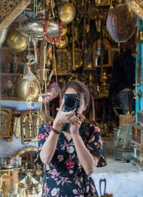 """Alumni News: Claire Blood-Cheney ('20) publishes article, """"Marooned in Morocco: An Asian American's Experience,"""" in Morocco World News"""